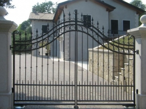 naturel ferforje, bahce kapısı, ferforje bahce kapıları, ferforje modeller,