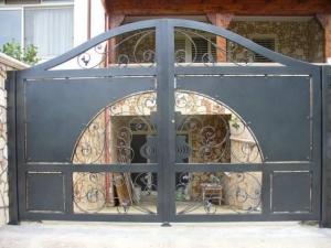 naturel ferforje, bahce giriş kapıları, ferforje kapılar, lazer kesim kapılar, imalat ve montaj,