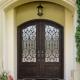 ferforje bina giriş kapısı, ferforje kapı, ferforje malikane kapısı, ferforje kapı modelleri,