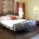 Ferforje yatak, ferforje karyola, ferforje yatak başlığı modeli, ferforje yatak imalatı,