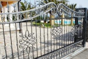 naturel ferforje, bahce giris kapisi, kayar kapılar, imalat ve montaj, kaliteli işcilik,