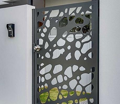 Ferforje Lazer Kesim Bahce Kapıları. lazer kesim modeller, motifler, bahçe kapıları, garaj kapıları,
