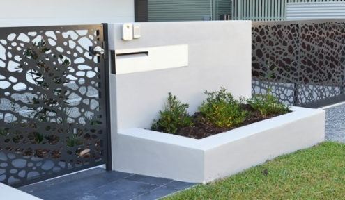 cnc & lazer kesim bahçe kapısı, lazer kesim garaj kapısı, lazer kesim kapılar,