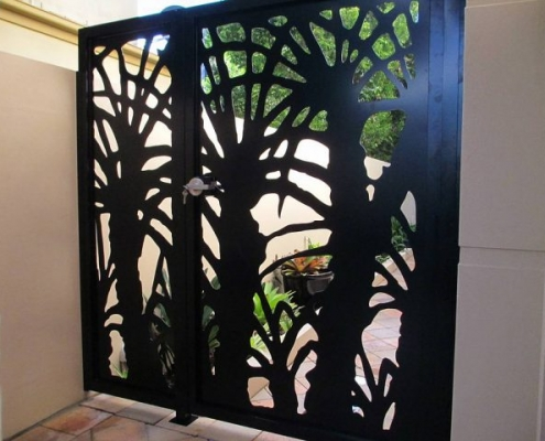 cnc & lazer kesim bahçe kapısı, lazer kesim modeller, lazer kesim bahçe kapıları,