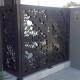 cnc & lazer kesim, bahçe kapıları, lazer kesim bahçe giriş kapısı,