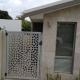 cnc ile lazer kesim bahçe kapıları, lazer kesim kapılar, modern desenler, modern uygulamalar,