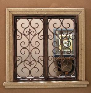 ferforje pencere korkulukları, ferforje pencere korkuluk modelleri, sağlam demir malzemeler, ferforje imalatı,