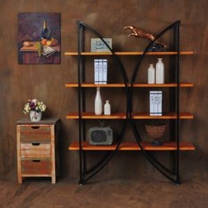 ferforje kitaplık, ferforje raflar, ferforje imalatı, ferforje ümraniye, ferforje şık ürünler, dekoratif ürünler,