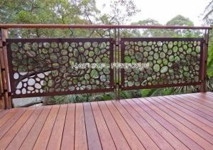 naturel ferforje lazer kesim balkon korkulukları, lazer kesim motifleri, modelleri, imalat ve uygulama,